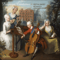 Cover of CDA67894 - Porpora: Cantatas