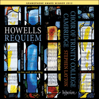 Cover of CDA67914 - Howells: Requiem & other choral works