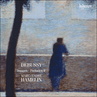 CDA67920 - Debussy: Images & Pr�ludes II