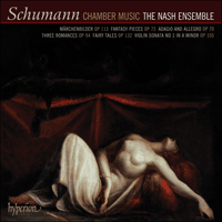 Cover of CDA67923 - Schumann: Chamber Music