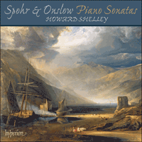 Cover of CDA67947 - Spohr & Onslow: Piano Sonatas