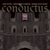 Cover of CDA67949 - Conductus, Vol. 1