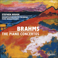 CDA67961 - Brahms: The Piano Concertos