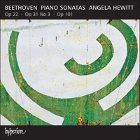 CDA67974 - Beethoven: Piano Sonatas, Vol. 4