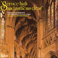 CDH88006 - Service high and anthems clear