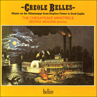 Cover of CDH88009 - Creole Belles
