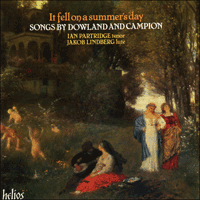 CDH88011 - Dowland & Campion: It fell on a summer's day