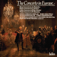 CDH88015 - The Concerto in Europe
