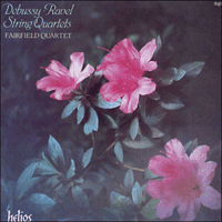 Cover of CDH88018 - Debussy & Ravel: String Quartets