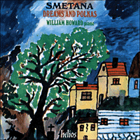 Cover of CDH88019 - Smetana: Dreams & Polkas