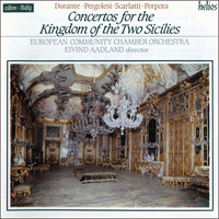 CDH88025 - Concertos for the Kingdom of the Two Sicilies
