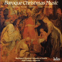 Cover of CDH88028 - Baroque Christmas Music