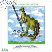 Cover of CDH88035 - L'Apr�s Midi d'un Dinosaur