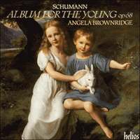 Cover of CDH88039 - Schumann: Album for the young