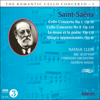 CDA68002 - Saint-Sa�ns: Cello Concertos
