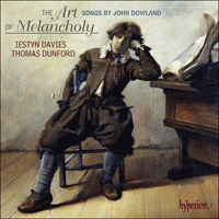 CDA68007 - Dowland: The Art of Melancholy