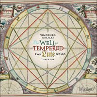 CDA68017 - Galilei: The Well-tempered Lute