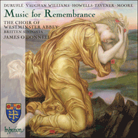 CDA68020 - Music for Remembrance