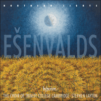 CDA68083 - E�envalds: Northern Lights & other choral works