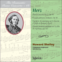 CDA68100 - Herz: Piano Concerto No 2 & other works
