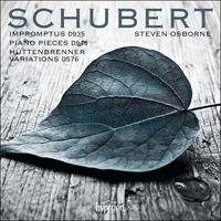 CDA68107 - Schubert: Impromptus, Piano pieces & Variations