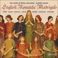 CDA68140 - English Romantic Madrigals