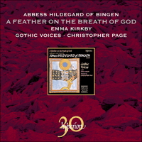 CDA30009 - Hildegard of Bingen: A feather on the breath of God