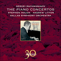 CDA30014/2 - Rachmaninov: The Piano Concertos