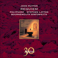 Cover of CDA30017 - Rutter: Requiem & other choral works