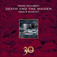 Cover of CDA30019 - Schubert: Death and the Maiden