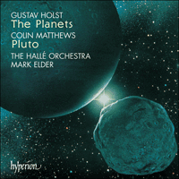 Cover of SACDA67270 - Holst: The Planets; Matthews: Pluto