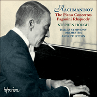Cover of SACDA67501/2 - Rachmaninov: The Piano Concertos
