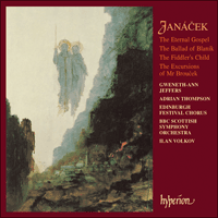 Cover of SACDA67517 - Jan�cek: Orchestral Music