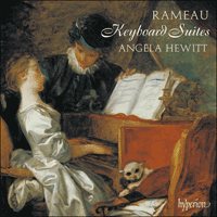Cover of SACDA67597 - Rameau: Keyboard Suites