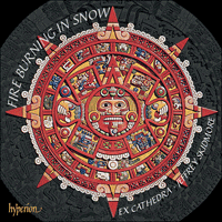 SACDA67600 - Fire burning in snow � Baroque Music from Latin America