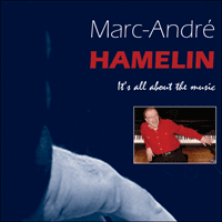 DVDA68000 - Marc-Andr� Hamelin � It's all about the music