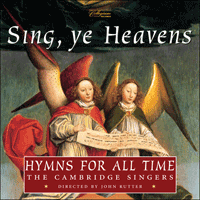 COLCD126 - Sing, ye Heavens - Hymns for all time