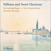 CSCD502 - Stillness and Sweet Harmony
