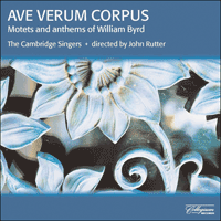 CSCD507 - Byrd: Ave verum corpus & other sacred music