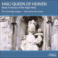CSCD508 - Hail! Queen of Heaven