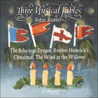 CSCD513 - Rutter: Three Musical Fables