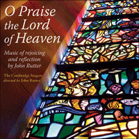 CSCD522 - Rutter: O praise the Lord of heaven