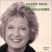 APR5595 - Mendelssohn: Valerie Tryon plays Mendelssohn