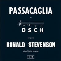 APR5650 - Stevenson: Passacaglia on DSCH