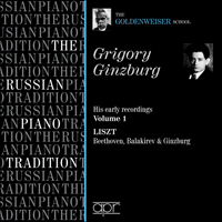 APR5667 - Grigory Ginzburg � His early recordings � 1