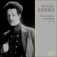 APR6008 - Michael Zadora � The complete recordings