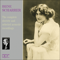 APR6010 - Irene Scharrer � The complete electric and selected acoustic recordings