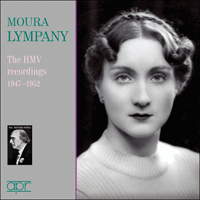 APR6011 - Moura Lympany � The HMV Recordings, 1947-1952