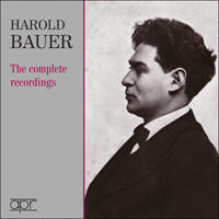 APR7302 - Harold Bauer � The complete recordings