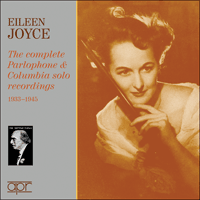 APR7502 - Eileen Joyce � The complete Parlophone & Columbia solo recordings